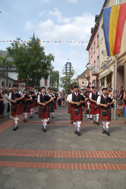 ©Dudeldorf Lion Pipes & Drums